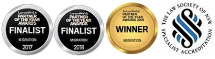 immigration solution lawyers awards